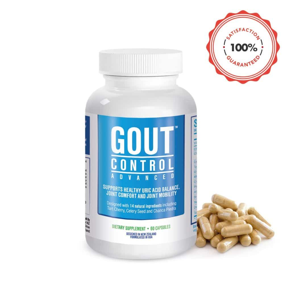 can a multivitamin cause gout